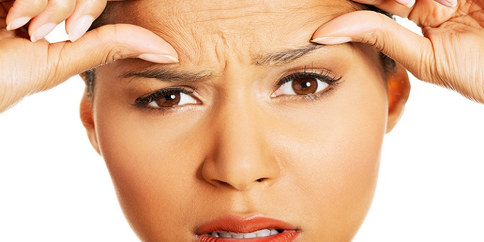 Ways To Prevent Forehead Wrinkles